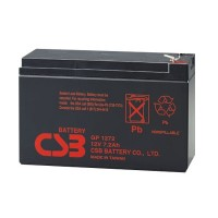 GP-1272 F2 Аккумулятор 12В, 7А/ч