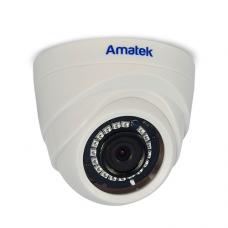 AMATEK AC‐HD102 (2,8mm) купольная мультиформатная камера