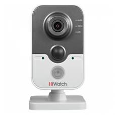 HiWatch DS-I114 фиксированная малогабаритная IP-камера