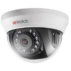 HiWatch DS-T201 купольная HD-TVI видеокамера