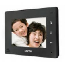 """KOCOM KCV-A374(черный) Монитор в/дом., цв., 7"""""""