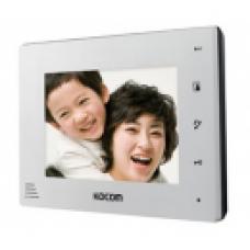 """KOCOM KCV-A374(белый) Монитор в/дом., цв., 7"""""""