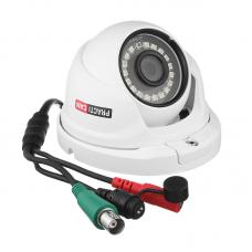 вандалозащищённая видеокамера MHD 5 Мп PRACTICAMPT-MHD5M-MB