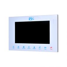 RVi-VD10-11 видеодомофон (белый корпус)