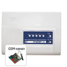 Гранит-5 (USB) с УК : Прибор приемно-контрольный охранно-пожарный