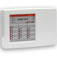 ВЭРС-ПК 16 : Прибор приемно-контрольный охранно-пожарный